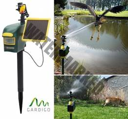 Gardigo Solar-Wasser-Tiervertreiber